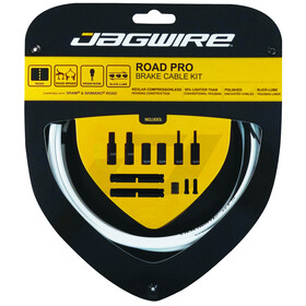 Jagwire Road Pro Brake Cable white